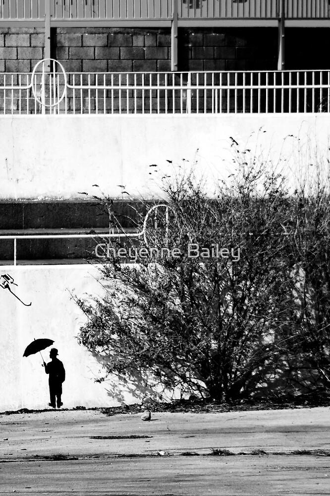 The Umbrella Man by Cheyenne Bailey