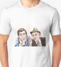 Tony and Sid (208 views as at 5th. May 2011) T-Shirt