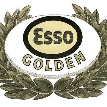 1965 ESSO Oils  by taspaul
