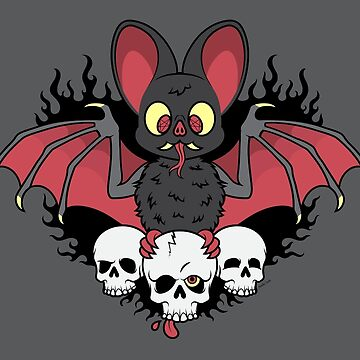Devilish Little Bat by Jennifer-Smith