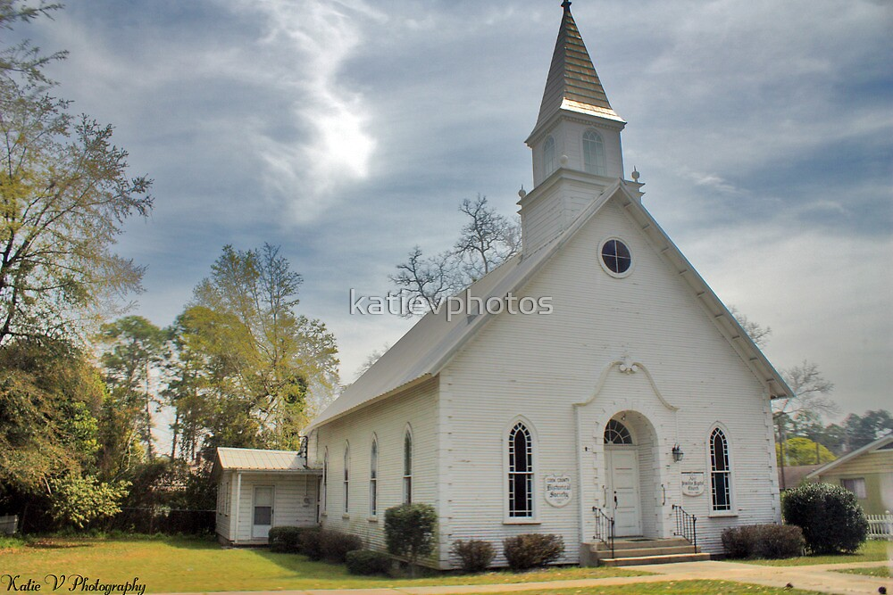 Georgia Church by katievphotos