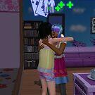 Sims- Bestfriends by hidden4emotion