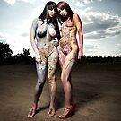 marta and sylvia by yoyoart