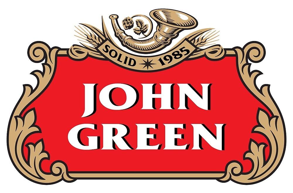 EBW - Solid John Green T-Shirt by EBWWrestling