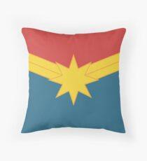 Higher, Further, Faster, More.  Throw Pillow