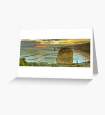Great Ocean Road: Twelve Apostles Greeting Card
