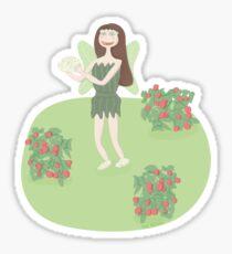 Cauliflower fairy Sticker