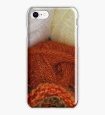 Autumn Skeins iPhone Case/Skin