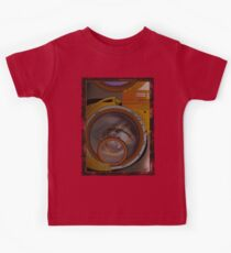 eye as a lens - steampunk variations Kids Tee