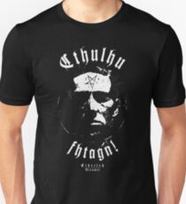 Cthulhu Fhtagn - Eldritch Dreamer - Lovecraftian mythos wear Slim Fit T-Shirt