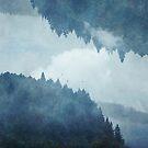 Passing Days - Reflected Landscape by Dirk Wuestenhagen
