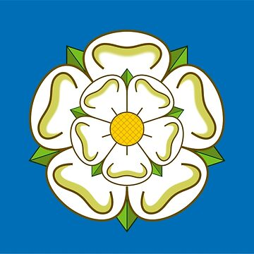 Yorkshire Flag by sweetsixty