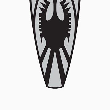 Frank Frazetta Death Dealer Shield by jcalvinded
