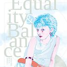 equality and balance by feigenherz