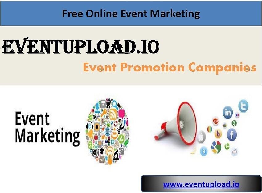Free Online Event Marketing by sandyanderson