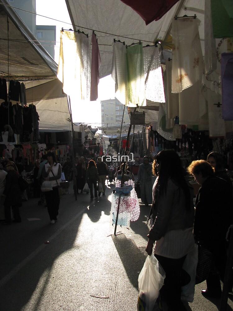 Bazaar in Istanbul-TÜRKİYE by rasim1