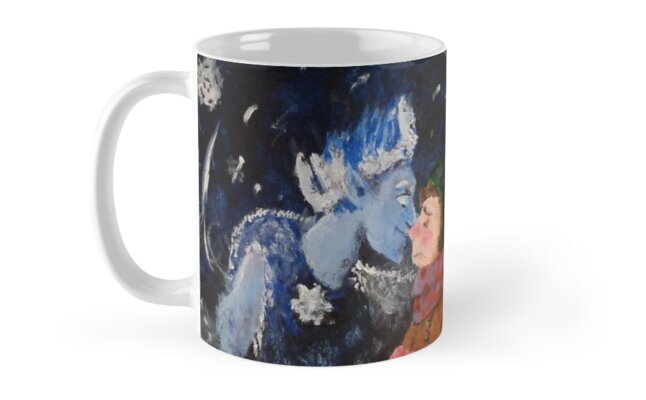 Jack Frost Nipping at Your Nose by ShamrockTea