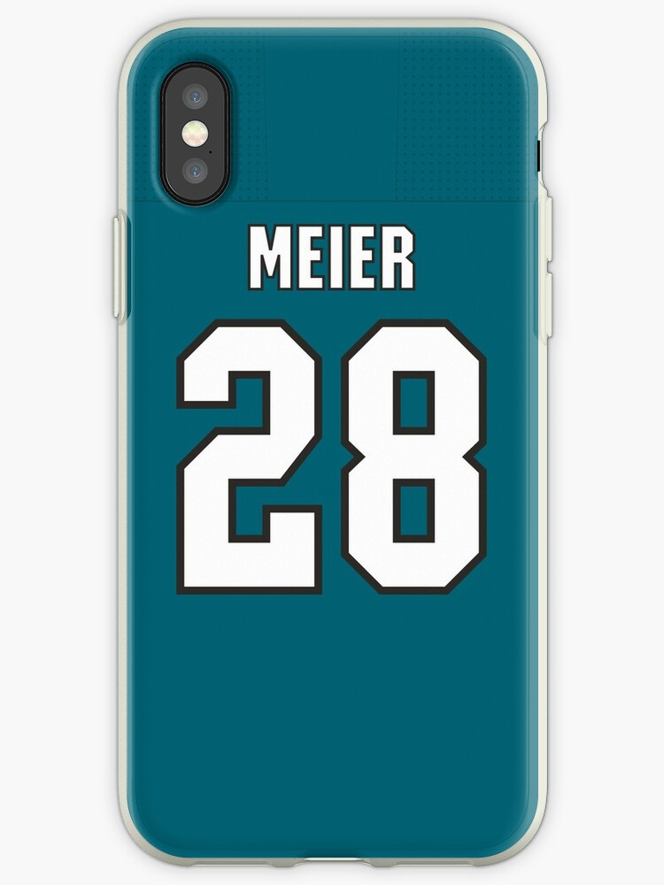 arrives cd080 cb4f2 'San Jose Sharks Timo Meier Home Jersey Back Phone Case' iPhone Case by  IAmAlexaJericho