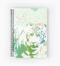 Am I that Tigers Lunch? Spiral Notebook