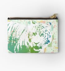 Am I that Tigers Lunch? Zipper Pouch