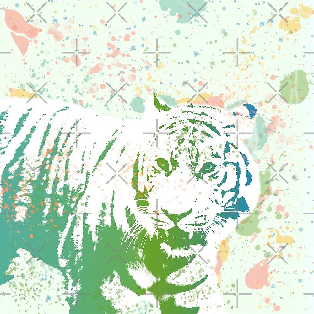 Am I that Tigers Lunch? by SiobhanFraser