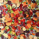 Gegrilltes Gemüse von Notsniw Art