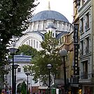 Nuruosmaniye Mosque by Tom Gomez
