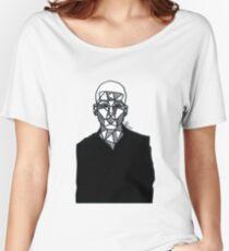Geometric Zayn Malik  Women's Relaxed Fit T-Shirt