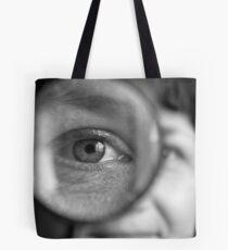 Closer inspection Tote Bag
