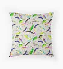 Fishing is Fly Floor Pillow