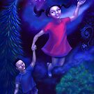 Reach for the Stars by Karolina Wegrzyn