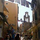 Corfu by Hazel Dean