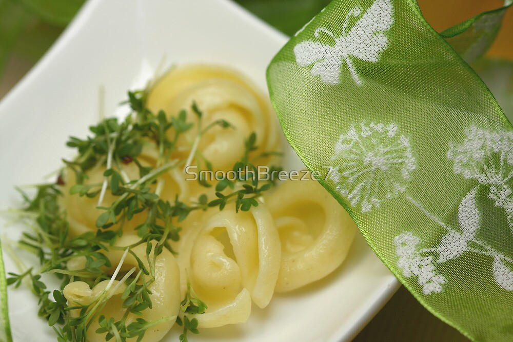 Springtime Pasta and Herbals by SmoothBreeze7