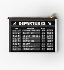 Grande Song Airport Terminal Studio Pouch