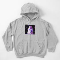 The Snow Monkey Kids Pullover Hoodie