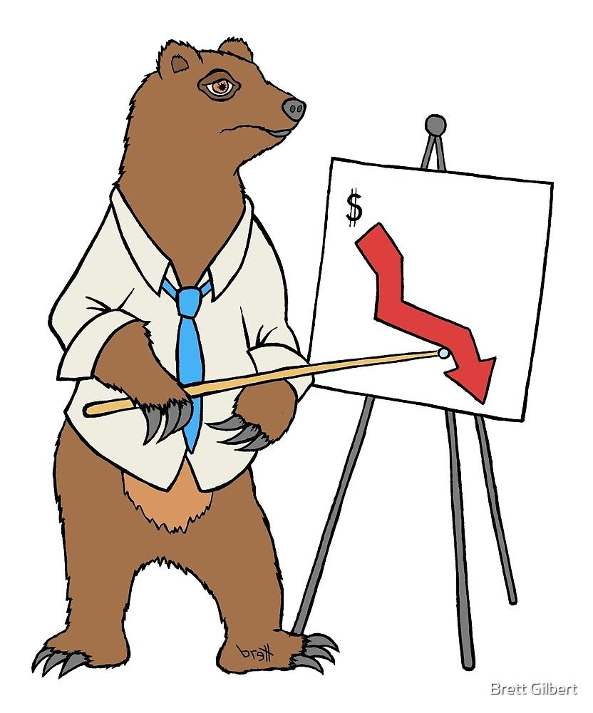 Bear Market by Brett Gilbert