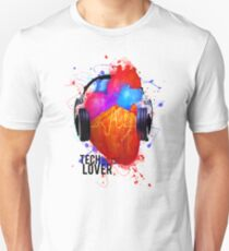 No Music - No Life (Tech House Lover) T-Shirt