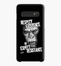 VeganChic ~ Respect Existence Case/Skin for Samsung Galaxy