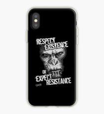 VeganChic ~ Respect Existence iPhone Case