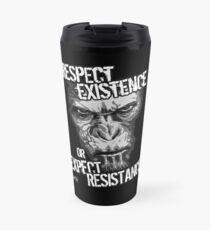 VeganChic ~ Respect Existence Travel Mug