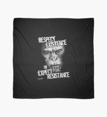 VeganChic ~ Respect Existence Scarf