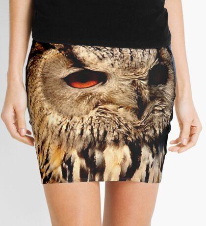 Night Watch Mini Skirt