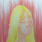 Princess Peach by Fiona Denihan