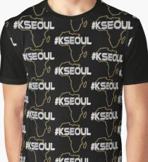 #KSEOUL Third Culture Series Graphic T-Shirt