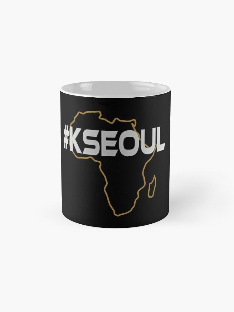 Alternate view of #KSEOUL Third Culture Series Mug
