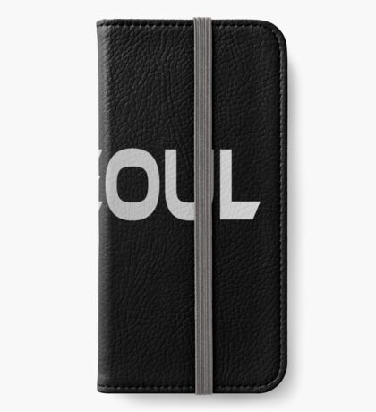 #KSEOUL Third Culture Series iPhone Wallet