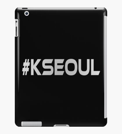 #KSEOUL Third Culture Series iPad Case/Skin
