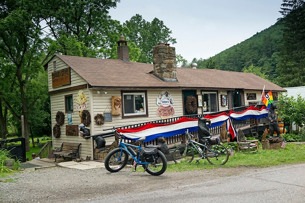 Country Store by Michael Wolf