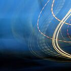 Swirl Blur by Forest Snowden