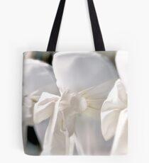 Tying the Knot Tote Bag